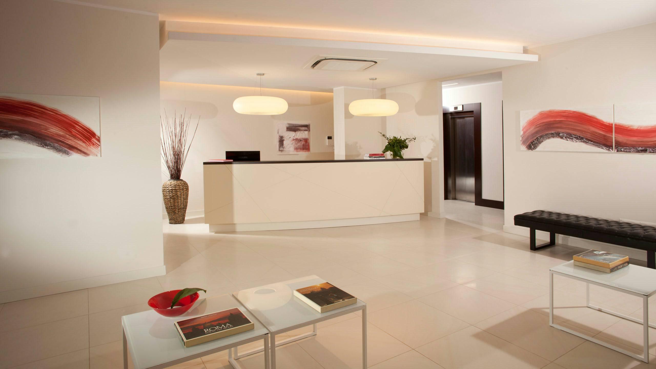 5Residence-Hotel-Parioli-Rome-Hall-5